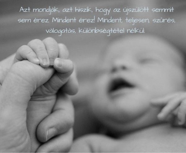 születéssel kapcsolatos idézetek 12+1 léleksimogató idézet a születésről | AnyaKlikk